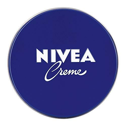 Nivea Creme im 1er Pack (1 x 75 ml), klassische Hautcreme für den ganzen Körper, pflegende...
