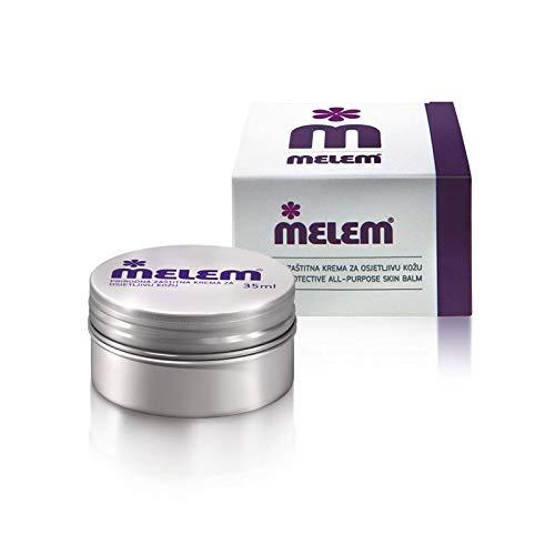 Melem Natürliche Schützende Allzweck Hautbalsam Creme für Empfindliche Haut 35 ml