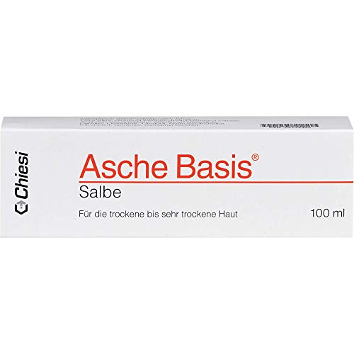 Asche Basis Salbe, 100 ml Salbe