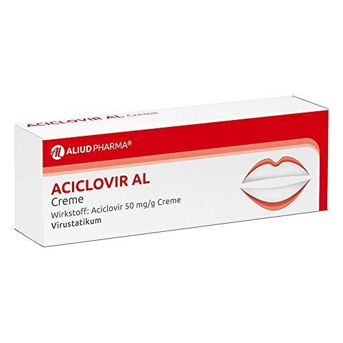 ACICLOVIR AL Creme 2 g