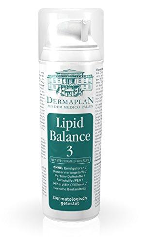 Dermaplan Lipid Balance 3 | sensible & trockene Haut effektiv lindern | Haut-Creme bei strapazierter...
