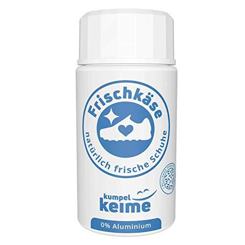 Frischkäse - das mikrobiologische Schuhpuder - Schuhdeo gegen Fußgeruch - Besser als ein Spray |...
