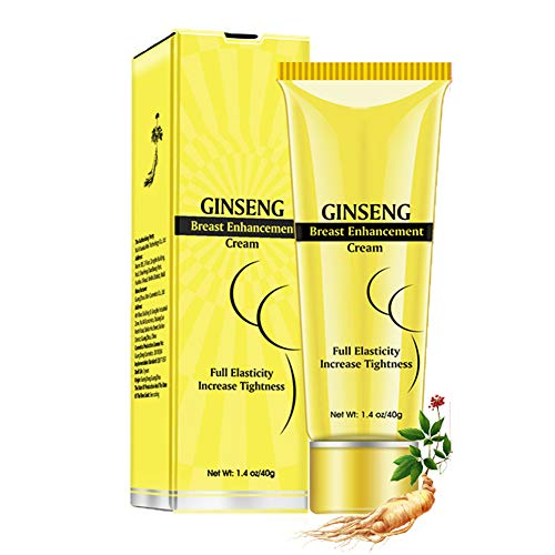 Mimiga Ginseng Brustvergrößerung Creme Bruststraffung Lifting Ginseng Massage Cream Busen Volumen...