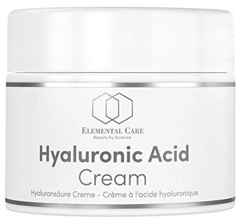Hyaluronsäure Tages- & Nachtcreme 50 ml - Anti Aging für Frauen & Männer mit Hyaluron hochdosiert...