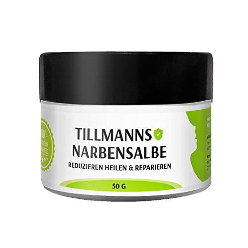 Narbencreme Narbensalbe Hochwirksam Reduzieren Heilen & Reparieren fr Gesicht und Krper auch bei...