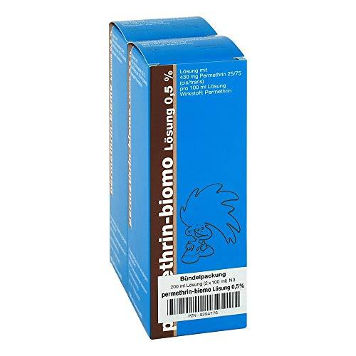permethrin-biomo, 200 ml Lösung