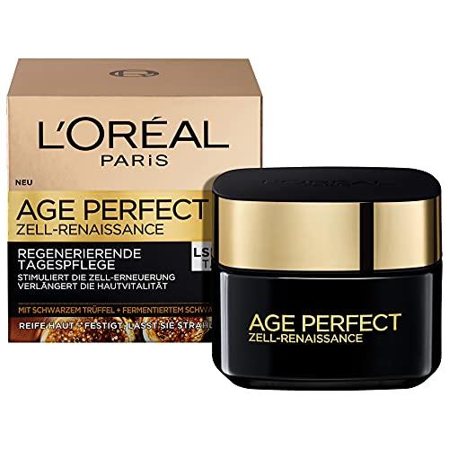 L'Oréal Paris Tagespflege, Age Perfect Zell Renaissance, Anti-Aging Gesichtspflege, Kraft und...