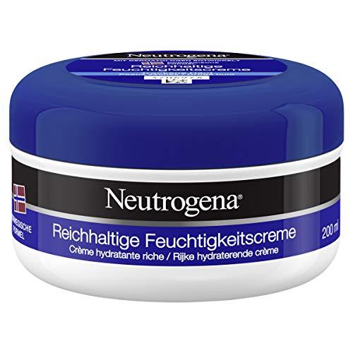 Neutrogena Norwegische Formel Reichhaltige Feuchtigkeitscreme, intensive Hautpflege Creme bei...