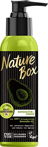 Nature Box Reparatur-Creme Avocado-Öl (1 x 150 ml)