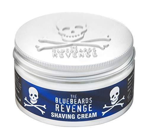 The Bluebeards Revenge Luxury Shaving Cream, Rasiercreme-Tigel, 100ml
