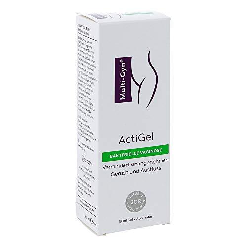 Multi-Gyn ActiGel - zur Behandlung und Vorbeugung bakterieller Vaginosen Tube mit 50 ml Gel für ca....