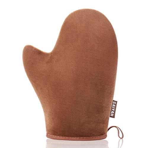 GAIYAH Handschuh SelbstbräUner Handschuhe Gesicht – Applicator Mitt, Loving Tan SelbstbräUner...