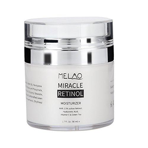 Retinol Anti Aging Antioxidans Gesicht Feuchtigkeitscreme Revitalisierende Anti Falten Creme...