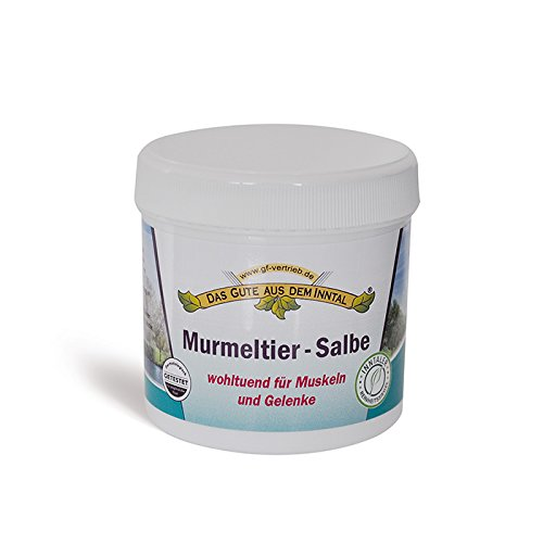 Murmeltier Salbe 200 ml