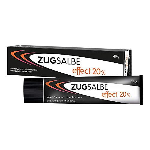 InfectoPharm Zugsalbe effect 20%, 15 g Salbe