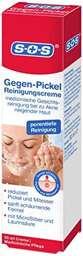 SOS Gegen-Pickel Reinigungscreme