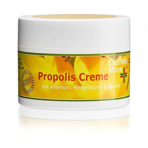 CristinenMoor Propolis Creme 200 ml mit Bio-Ölen und Bio-Sheabutter, auch bei Neurodermitis