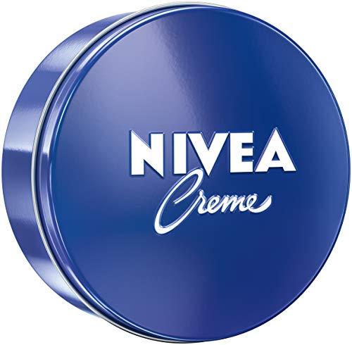 NIVEA Creme Dose Universalpflege (250 ml), klassische Feuchtigkeitscreme für alle Hauttypen,...
