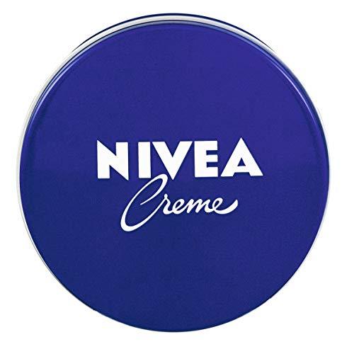 Nivea Creme im 4er Pack (4 x 400 ml), klassische Hautcreme fr den ganzen Krper, pflegende...