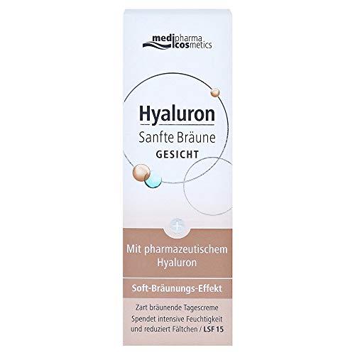 HYALURON HYALURON SANFTE Bräune Gesichtspflege Creme 50 ml