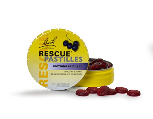 Bach Rescue Remedy Blackcurrant Pastilles