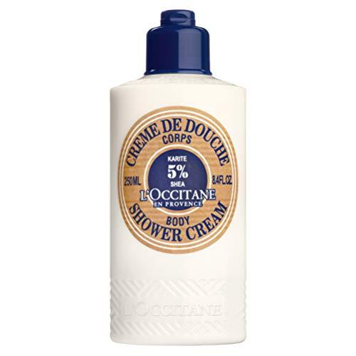 L´Occitane Karite Dusch Creme Ultra nähstoffreich - Herren, 1er Pack (1 x 250 ml)