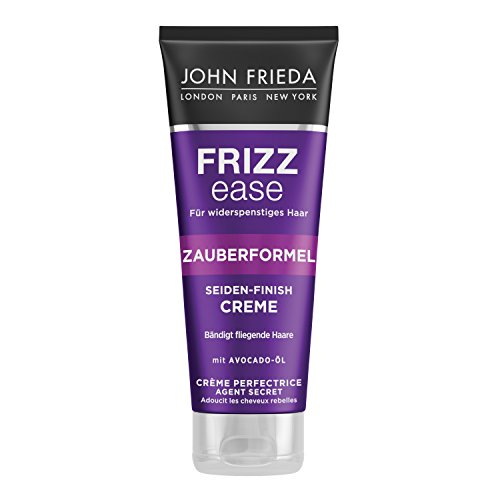John Frieda Frizz Ease Zauberformel Seiden-Finish Creme mit Avocado-Öl (1 x 100 ml)