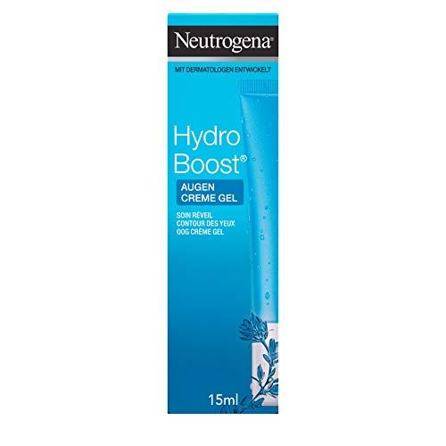 Neutrogena Hydro Boost Belebendes Augen Creme Gel, erfrischendes Augencreme Gel mit pflegendem...