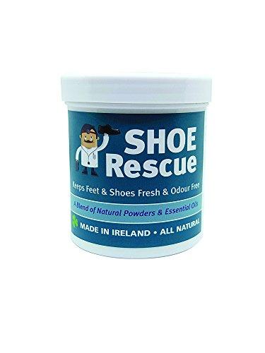 Fuß-und Schuhpuder 100g - Fußgeruch-Entferner und Eliminator - Entwickelt von einem registrierten...