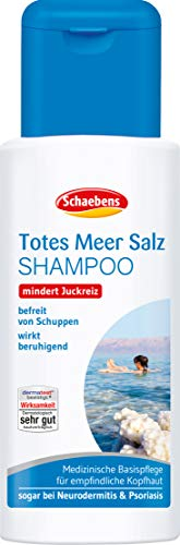 Schaebens Totes Meer Salz Shampoo, 1er Pack, (1x 200 ml)