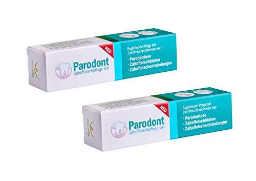2x Beovita Parodont Gel Parodontose Zahnfleischbluten 10ml, Schwarzkümmel Öl
