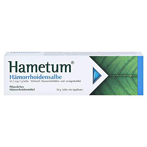 HAMETUM Hämorrhoiden Salbe 50 g