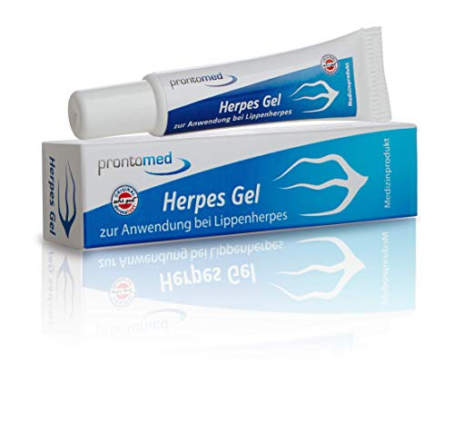 Prontomed'Herpes Gel' 8ml - Die neue Alternative!