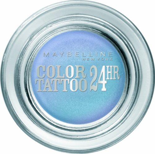 Maybelline New York Eyestudio Color Tattoo Eyeshadow 24H 85 Light in Purple, 4 ml