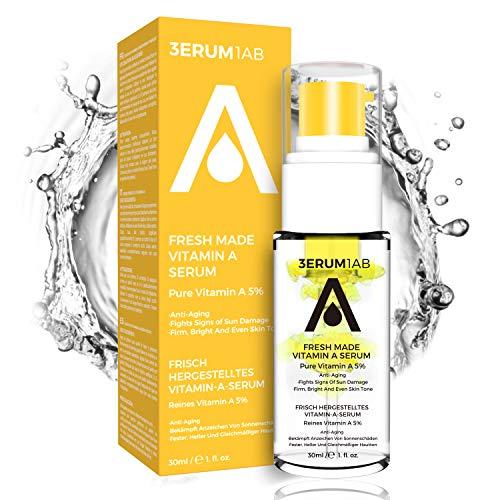 DIY Vitamin A Retinol Serum 15%   2020 Locking Frische Design   Einzigartiges Space Capsule Design  ...