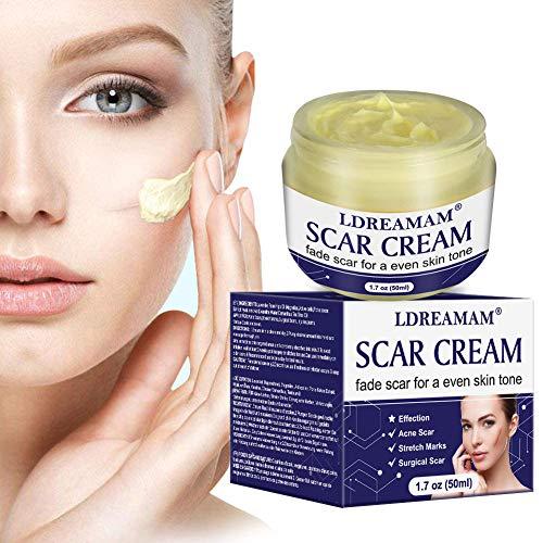 Narbensalbe,Narbencreme,Dehnungsstreifen Creme, Narbencreme Gesicht,Narbe gel,Scar Cream, Akne...