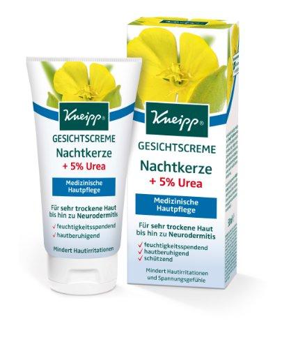 Kneipp Gesichtscreme Nachtkerze mit 5% Urea,(1 x 50 ml)