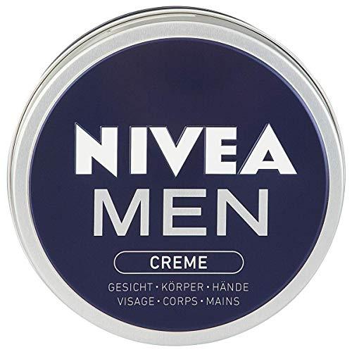 Nivea Men Creme im 1er Pack (1 x 150 ml), Hautcreme für Gesicht, Körper & Hände, pflegende...