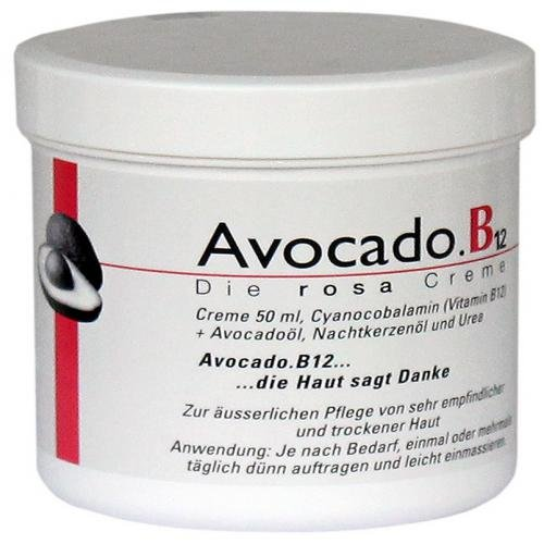 AVOCADO B 12 Creme, 200 ml