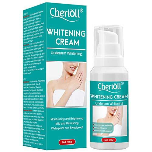 Skin Whitening Cream, Sommersprossen Creme, Aufhellung Creme, Bleaching Cream, für dunkle Haut,...