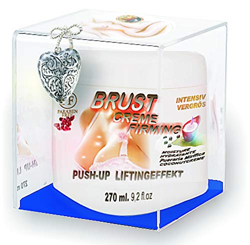 Brust Creme - FIRMING optimal - 3-fach