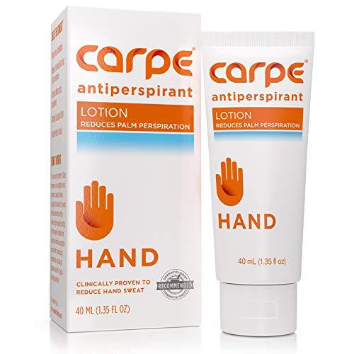 Carpe Handlotion Anti-Tanspirant, 40 ml