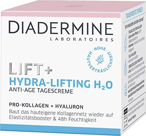 DIADERMINE LIFT+ Tagespflege Hydra-Lifting Tagescreme H2O Straffende Anti-Age Pflege, 1er Pack (1 x...