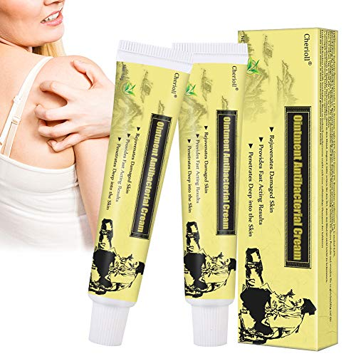 Akne Creme, Ekzeme Cream, Anti Pickel Creme, Feuchtigkeitscreme, Körpercreme für trockene Haut,...