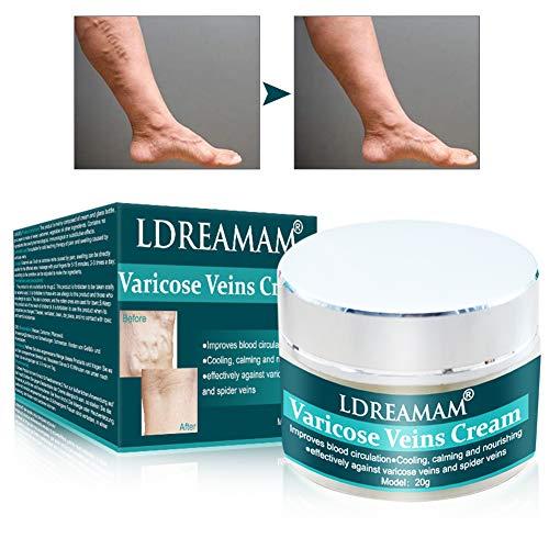 Krampfadern Creme,Varicose veins,Anti Krampfadern,krampfadern entfernen Creme Anti schwere & müde...