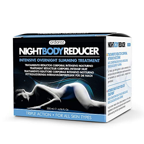 ARDARAZ. Night Body Reducer. Anti-Cellulite-Creme. Straffende Hautcreme. Intensive Straffung von...