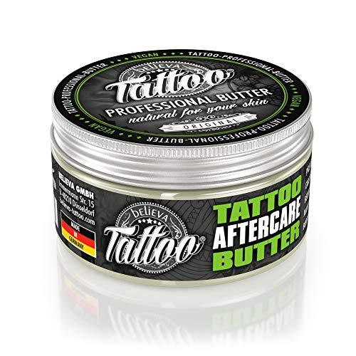 Believa Tattoo Professional Butter - Vegane Tattoopflege Creme 100ml