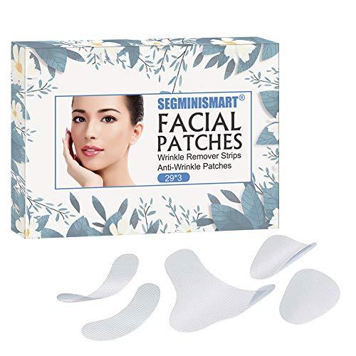 Facial Patches,Anti Aging Gesichts Anti-Falten-Patches,Stirn-Falten-Patches,...