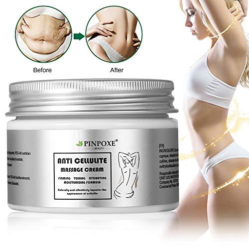 Cellulite Creme, Anti Cellulite, Cellulite massage Creme, Firming Creme, straffende Crème aktiviert...