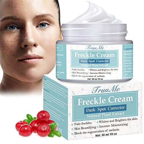 Whitening Cream, Frecken Creme, Aufhellung Creme, Dunkle Flecken Sommersprossen Entferner, Balance...